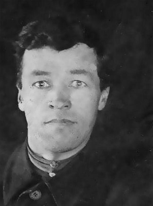 Бахарев Егор