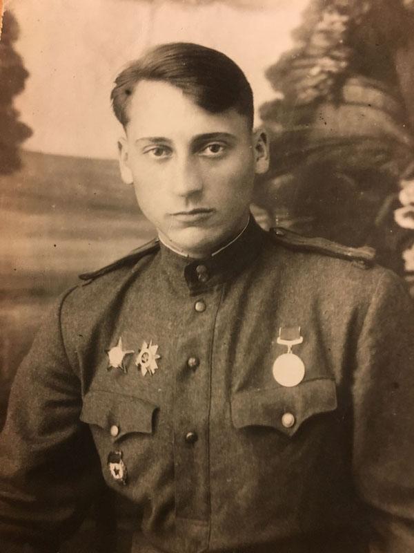 Мирошниченко Андрей
