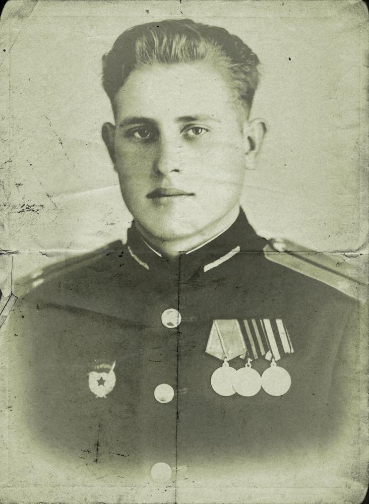 Пешков Александр