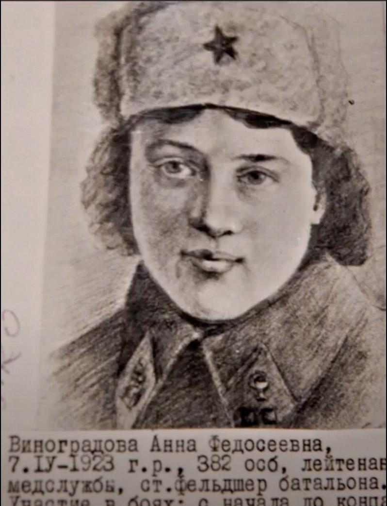 Виноградова Анна
