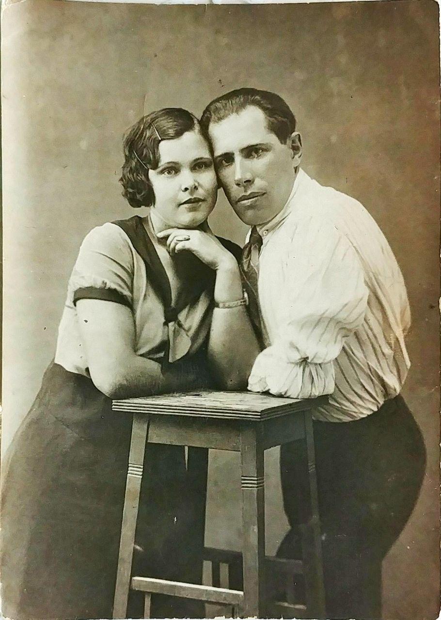 Митины Николай и Мария