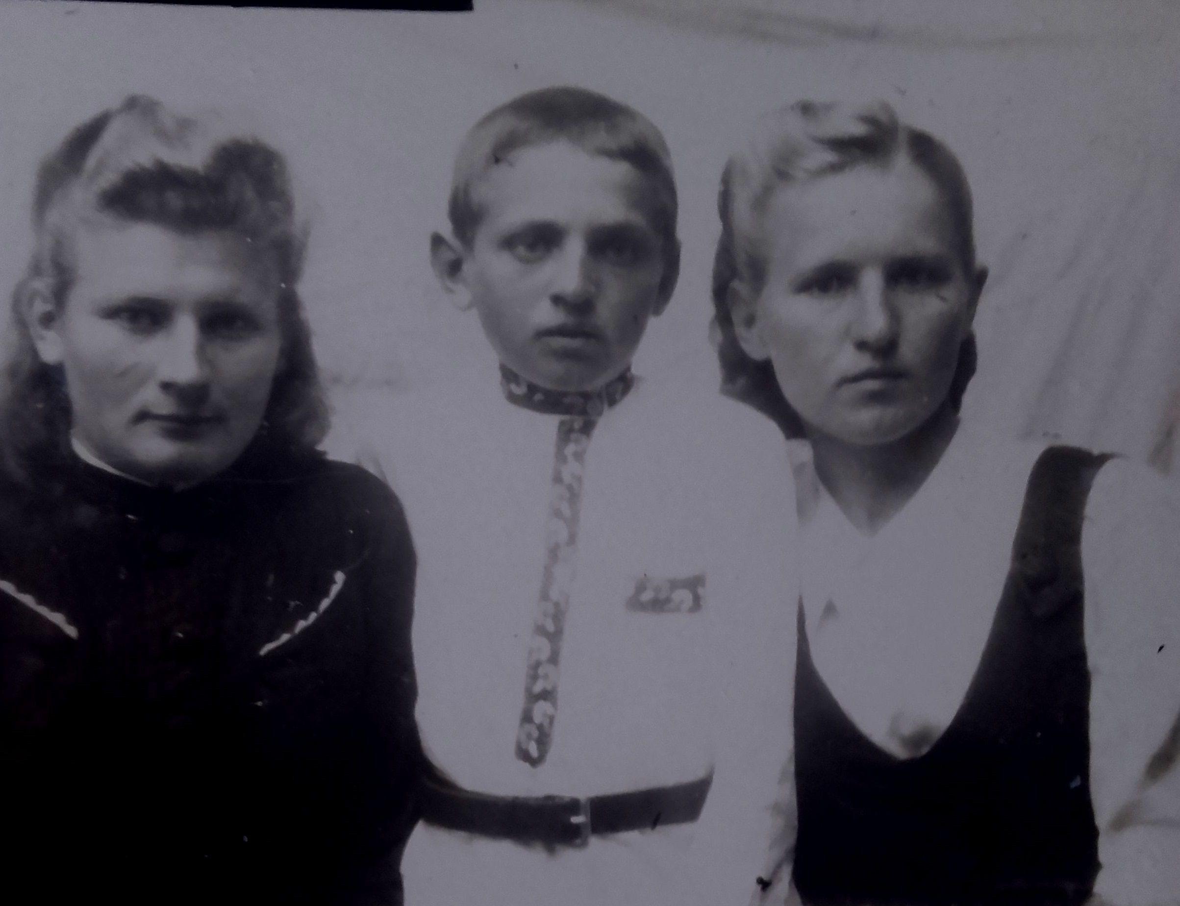 Дудина Прасковья