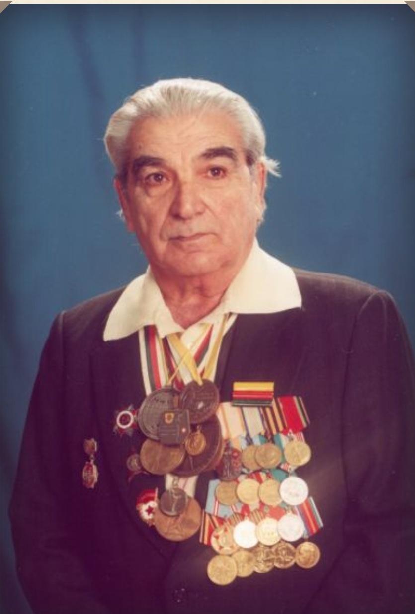 Казаджиев Геннадий