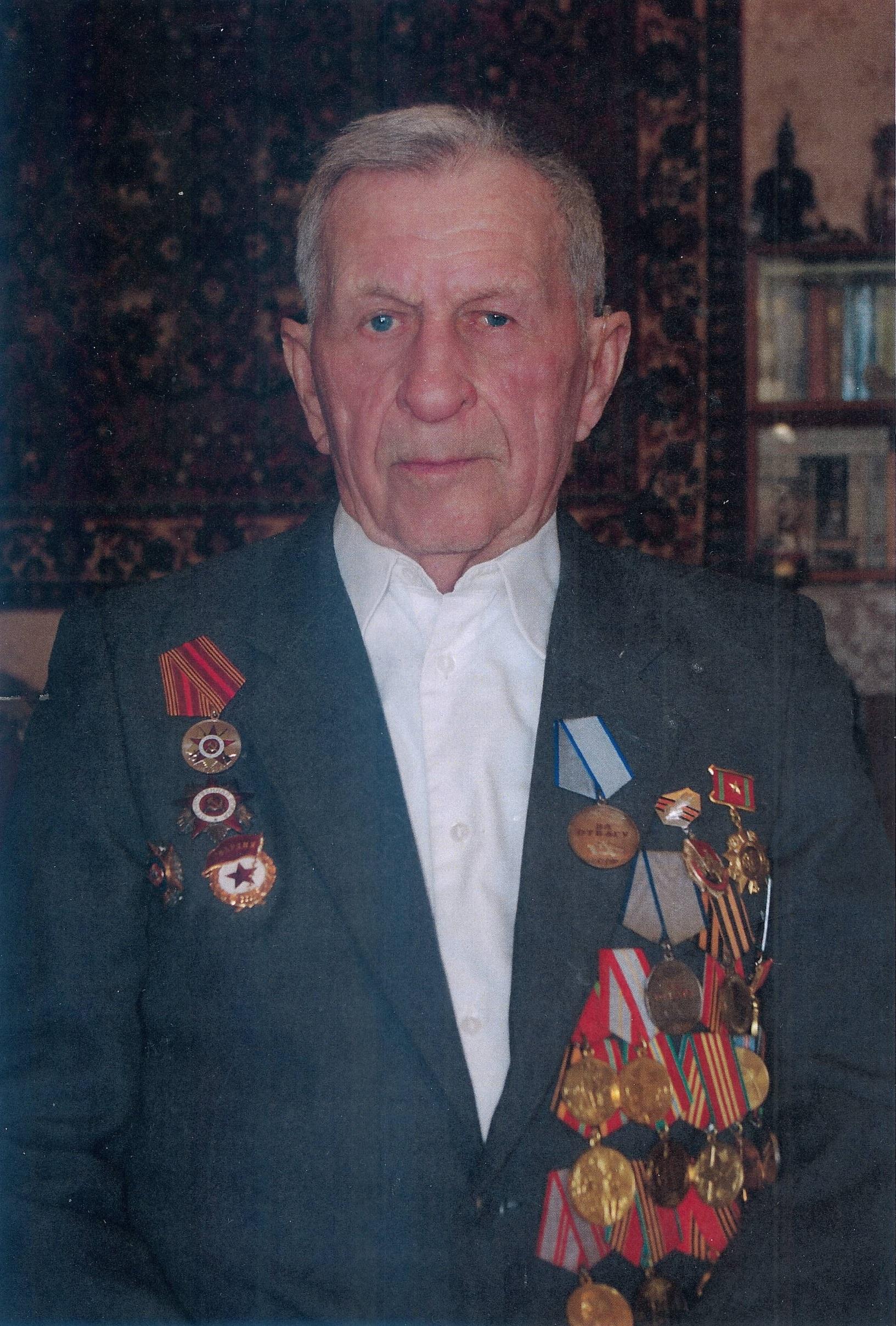 Лашков Альберт
