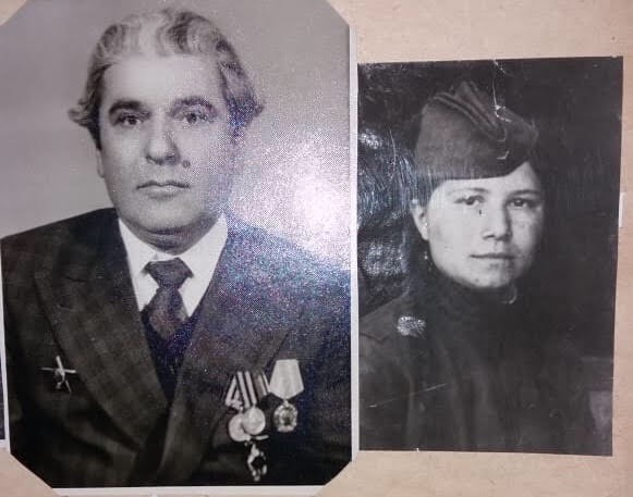 Маргарян Григорий и Феодосия